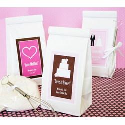 Muffin Mix Wedding & Bridal Shower Favor