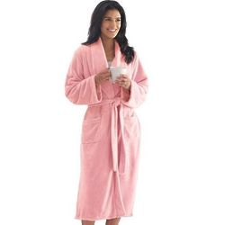 Women's Spa Comfort Robe