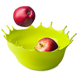 Silicone Splash Bowl