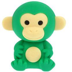Puzzle Monkey Eraser