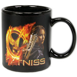 Katniss Hunger Games Thermal Mug
