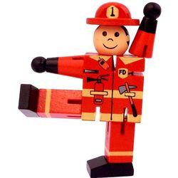 Fireman Fidget Toy