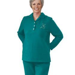 Nursing Home Clothing Women's Adaptive Tracksuit