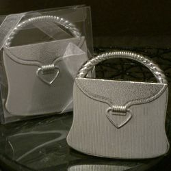 Handbag Shaped Compact Mirror