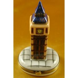 Big Ben Limoges Box