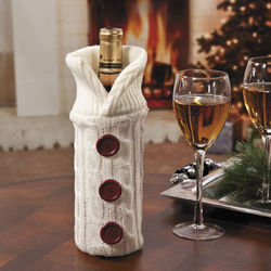 Sweater Bottle Bag