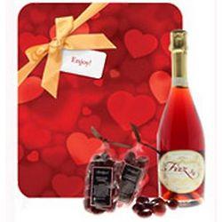 Guilty Pleasures Wine Gift Set