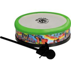 LP Rhythmix Frame Drum with Mallet