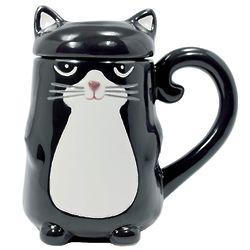 Smug Cat Mug