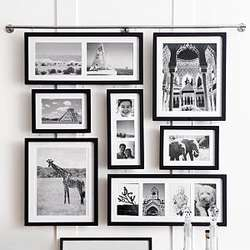 Wall Gallery Frame Set deluxe wall gallery frame set - findgift