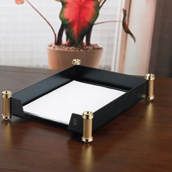 23 Kt Gold Letter Tray
