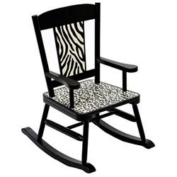 Wild Side Rocking Chair