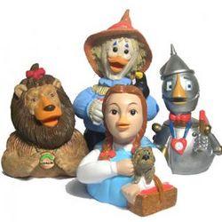 Wizard of Oz Celebriducks Starter Set