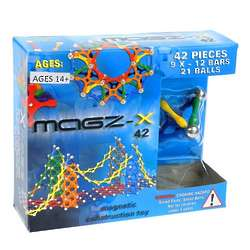Magz X42 Magnetic Building Set