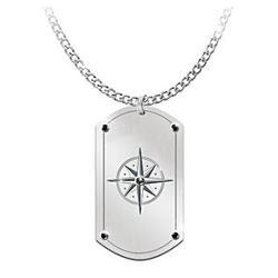 Forge Your Path, My Grandson Dog Tag