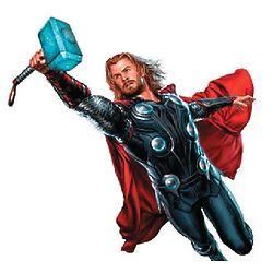 Avengers Thor Wall Jammer