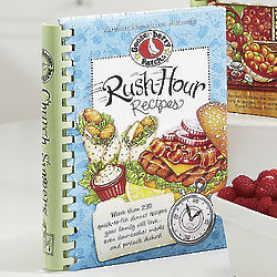 Gooseberry Patch Rush Hour Recipes Cookbook