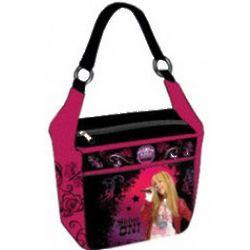 Hannah Montana Insulated Zip Tote Bag