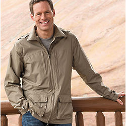 Men's Voyager Jacket with iPad Pocket