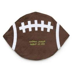 Cotton Football Blanket