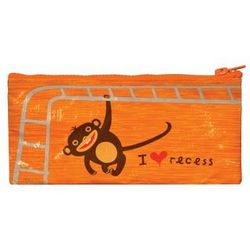 I Heart Recess Zipper Pouch