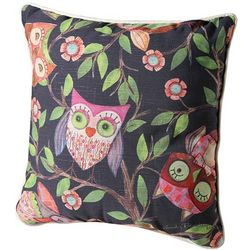 Give a Hoot Owl Pillow