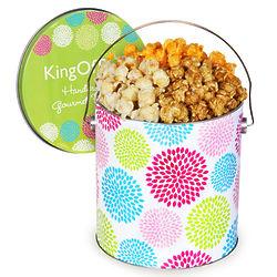 1 Gallon of People's Choice Popcorn in Jubilee Popcorn Tin
