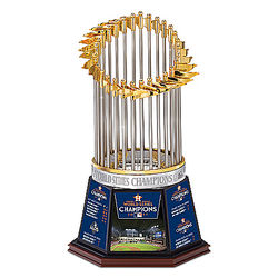 Astros 2017 World Series Champions Commemorative Trophy