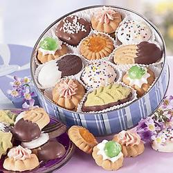 Spring Cookies Four-Layer Assortment 1 Lb. 7 Oz. Net wt