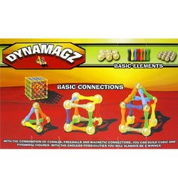 Dyna Magz 99 Piece Magnetic Building Set