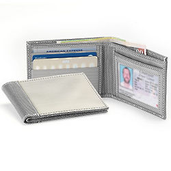 Stainless Steel RFID Wallet