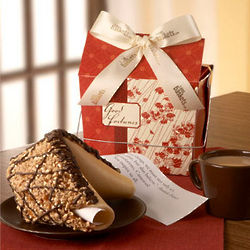 Personalized Gigantic Caramel Toffee Fortune Cookie