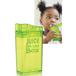 Juice in the Box Kid's Glass