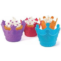 Crown Cupcake Molds