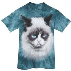 Grumpy Cat Blues T-Shirt