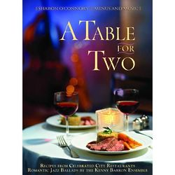 A Table for Two Cookbook with CD