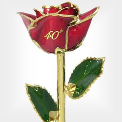Anniversary Year Preserved Rose