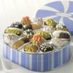 Two-Layer Cookie Assortment Gift Tin