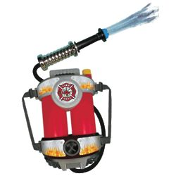 Super Soaking Fire Hose Toy