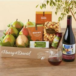 Harry's Collection Gift Box with Wine