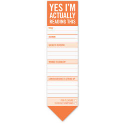 Reading This Bookmark Pad