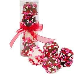 Valentine's Day Belgian Chocolate Marshmallow Gift Box