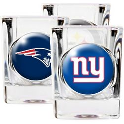 NFL Engravable Shot Glass