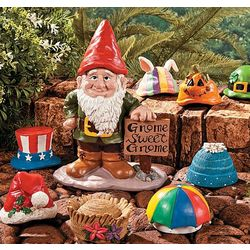 Gnome Greeter Collection