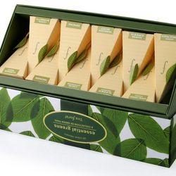 Essential Green Tea Sachet Assortment Box