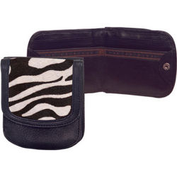 Safari Zebra Taxi Wallet