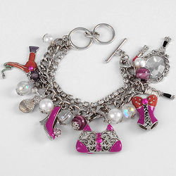 Day-N-Nite Charm Bracelet
