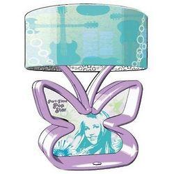 Hannah Montana Animated Table Lamp