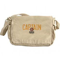 Deadliest Catch Captain Messenger Bag