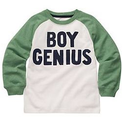 Boy Genius Long Sleeve T-Shirt